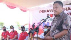 Gubernur Olly Tegaskan Perusahaan Wajib Bayar THR ke Pekerja