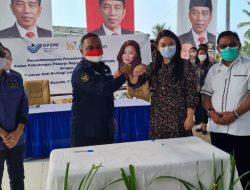 HBL Foundation Peduli Calon Pekerja Migran Indonesia, Hillary: Ini Visi Kemanusiaan